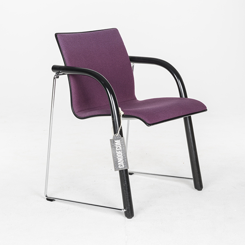 Thonet A320 Stoel Paars
