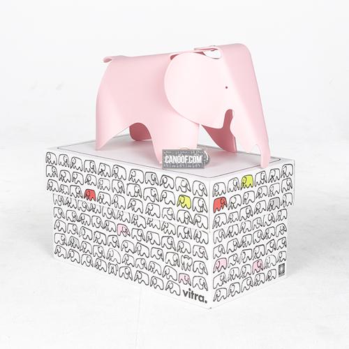 Vitra Eames Elephant Junior roze