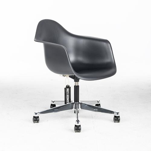Vitra PACC bureaustoel zwart