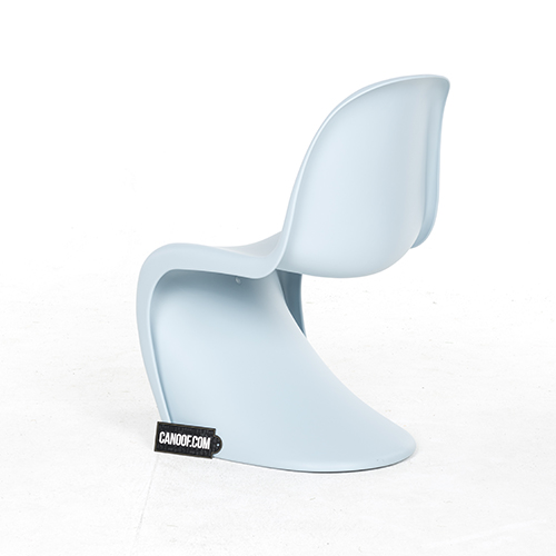 Vitra Verner Panton Chair ijsgrijs