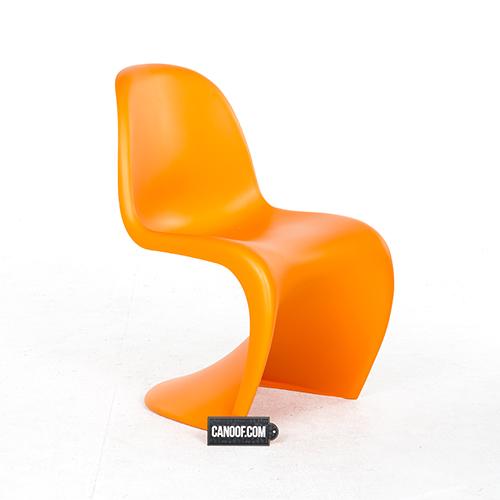 Vitra Verner Panton Chair mandarijn