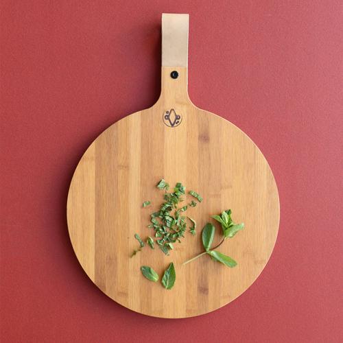 Vroonland Bread Paddle Bamboo Caramel 33cm