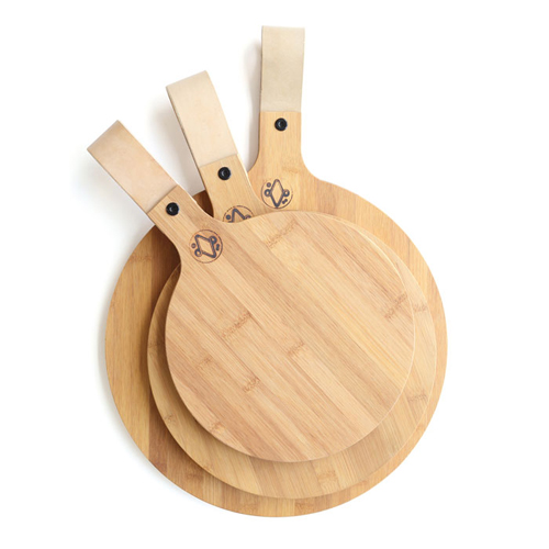Vroonland Bread Paddle Bamboo Caramel 44cm