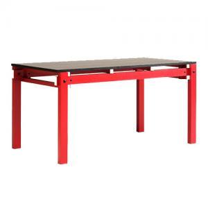 Rietveld Militaire tafel rood