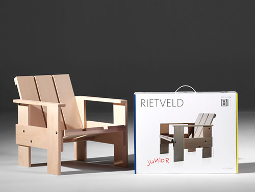 Rietveld Kratstoel Junior