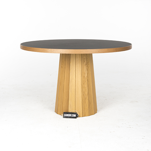 Moooi container table linoak bodhi naturel