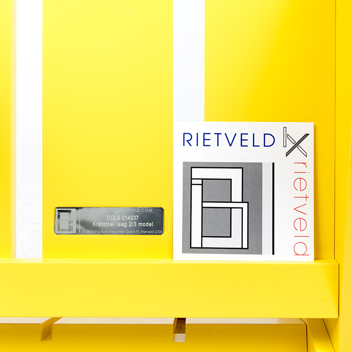 rietveld junior kratstoel