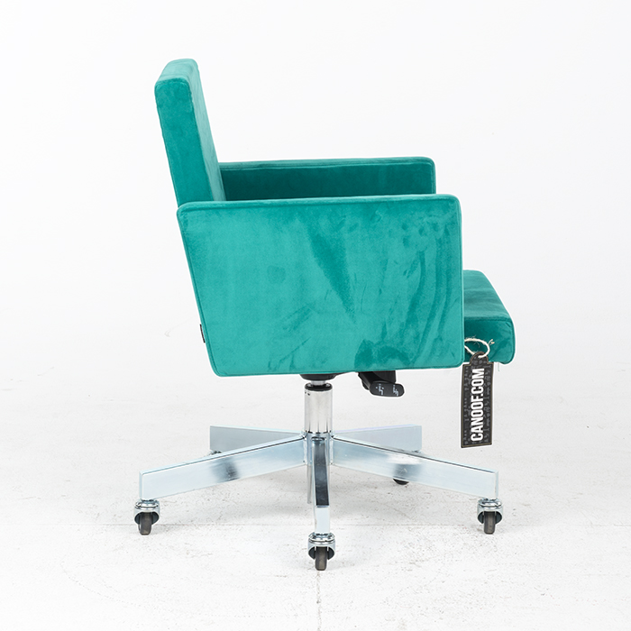 Lensvelt AVL Office Chair velour