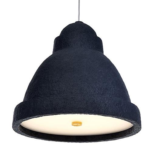 moooi salago lamp small blauw