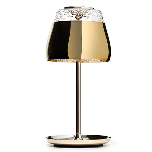 moooi valentine table lamp goud