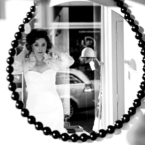 vroonland bead mirror