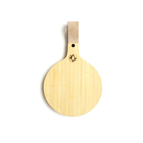 vroonland bread paddle bamboo naturel 28cm