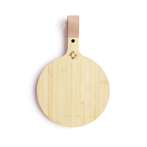 Vroonland bread paddle bamboo naturel 33cm