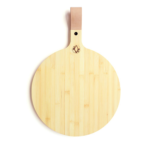 vroonland bread paddle bamboo naturel 44cm