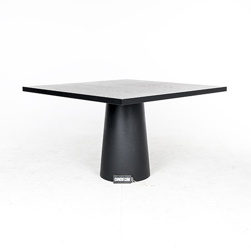 Moooi Container Table zwart 120x120cm