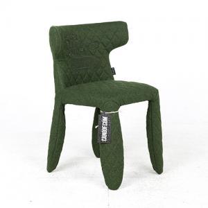moooi monster armchair divina melange groen