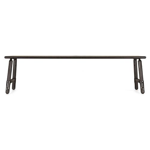 vroonland pin bench zwart