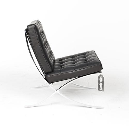 Knoll Barcelona Chair zwart