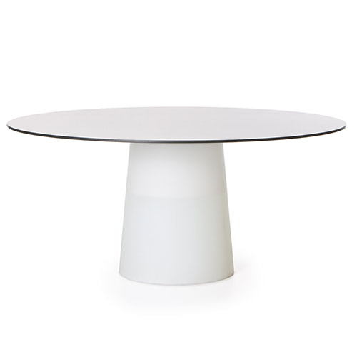 Moooi Container Table rond wit 160cm