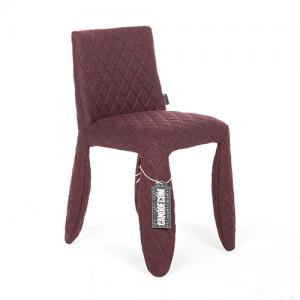 moooi monster chair divina melange paars