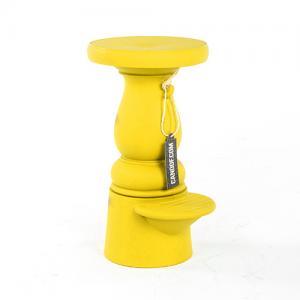 moooi new antiques bar stool geel