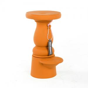 moooi new antiques bar stool oranje