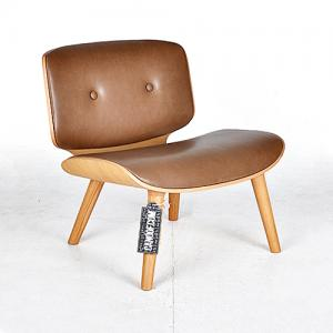 moooi nut lounge chair cognac