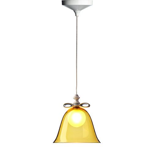 moooi bell lamp white