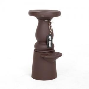 moooi new antiques bar stool bruin