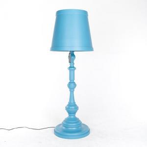 moooi paper floor lamp lichtblauw