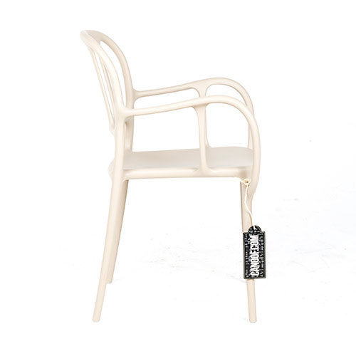magis mila stoel beige