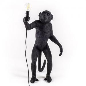 seletti aap lamp zwart staand