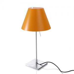 Luceplan Costanzina oranje