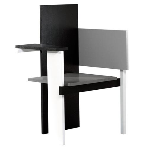 rietveld berlijnse stoel