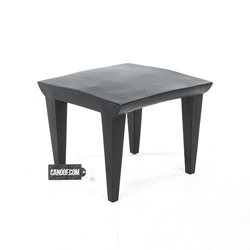 Kartell Bubble Club tafel zwart