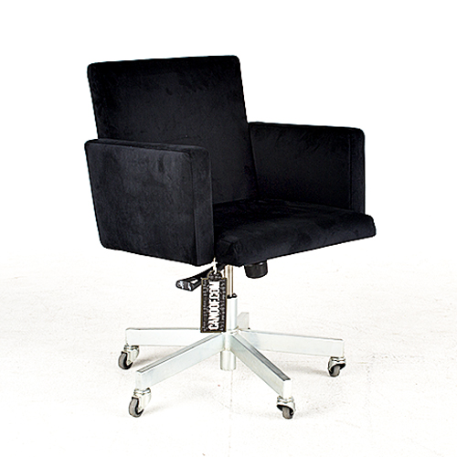 lensvelt avl office chair zwart velour