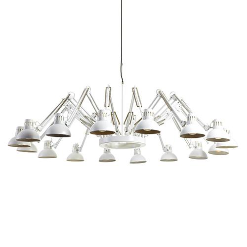 moooi dear ingo lamp kleur zwart diameter max 240cm. Black Bedroom Furniture Sets. Home Design Ideas