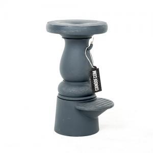 moooi new antiques bar stool grijs