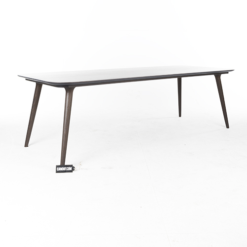 Moooi Zio Dining Table grijs gebeitst Afm 250x100cm  : Moooi zio dining table grijs 1 from canoof.nl size 500 x 500 jpeg 45kB