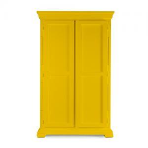 moooi paper wardrobe geel