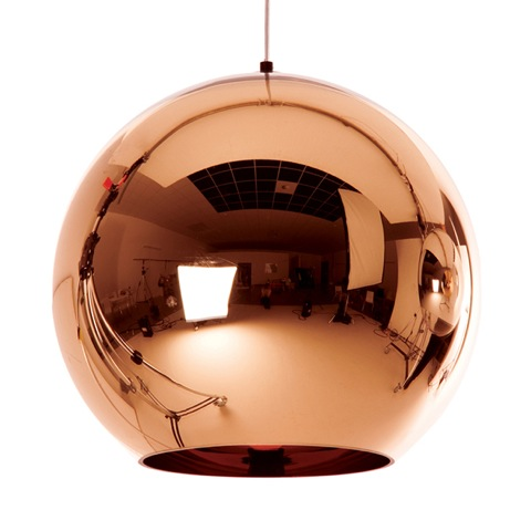 Tom Dixon Copper shade 45cm