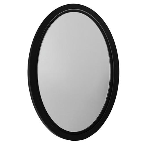 moooi paper mirror zwart