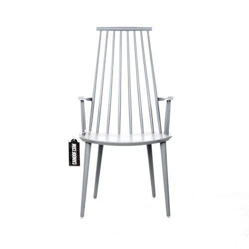 Topp Hay J110 stoel grijs gelakt // Materiaal: beuken - Canoof.nl FT-68