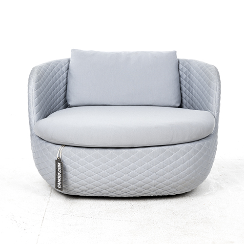 moooi bart armchair swivel