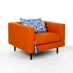 Moooi Boutique delft blue jumper fauteuil