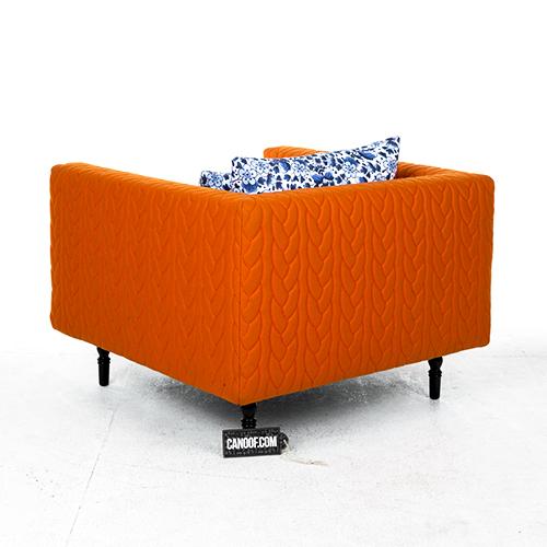 moooi boutqiue delft blue jumper fauteuil