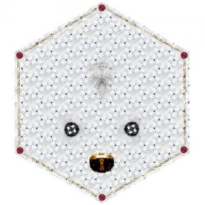 moooi carpets crystal teddy