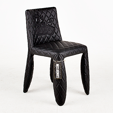 moooi monster chair zwart