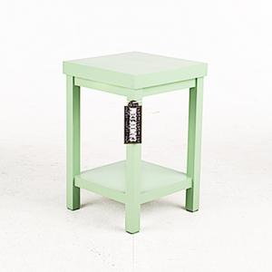 moooi paper side table groen