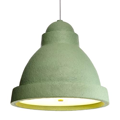 moooi salago lamp small groen